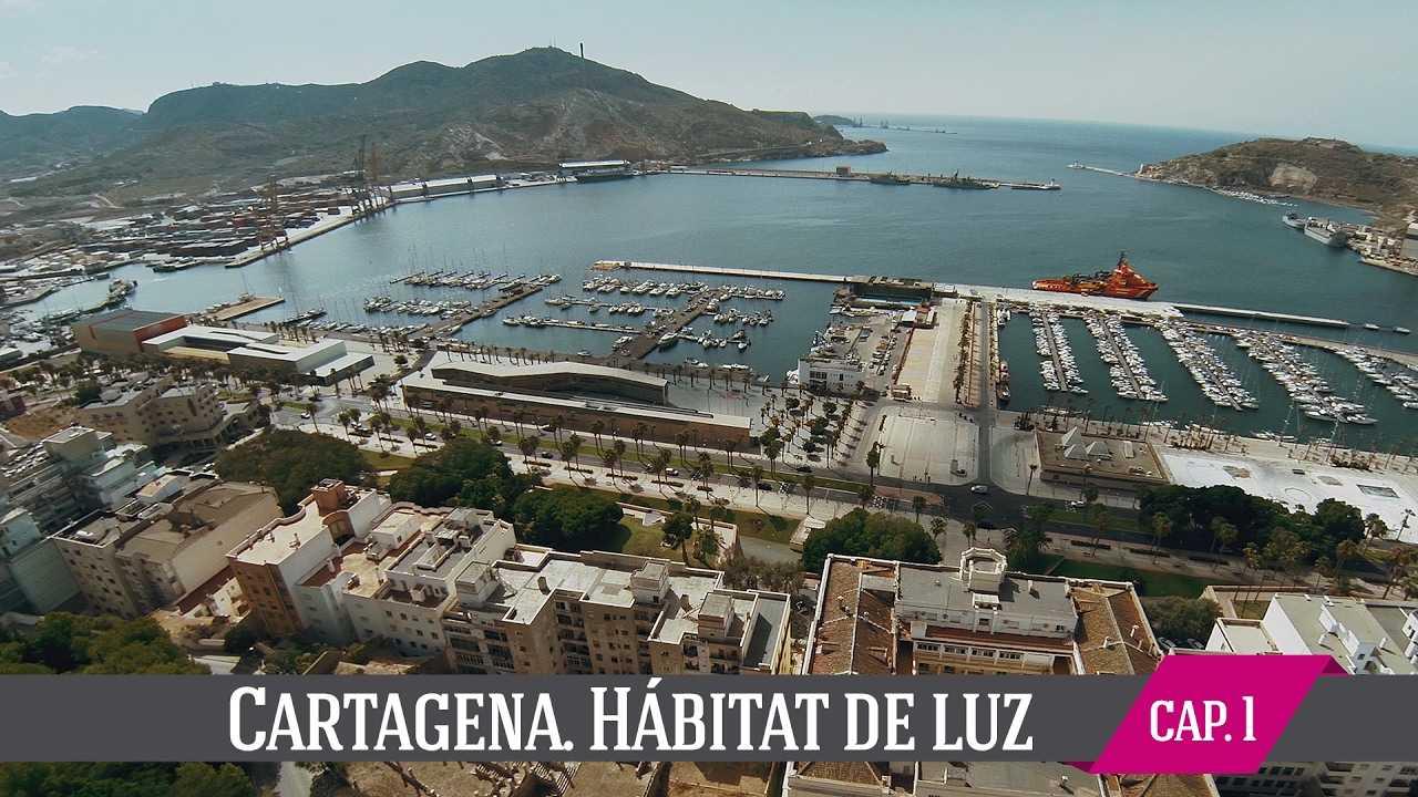Cartagena. Hábitat de luz