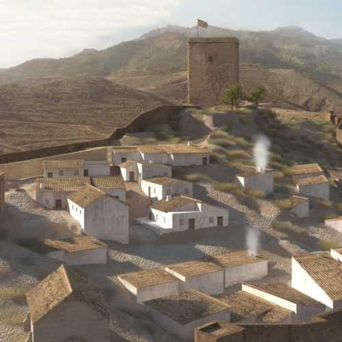 Lorca, tierra de frontera
