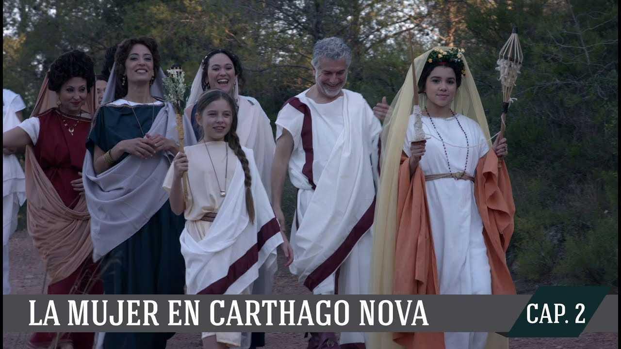 La Mujer en Carthago Nova