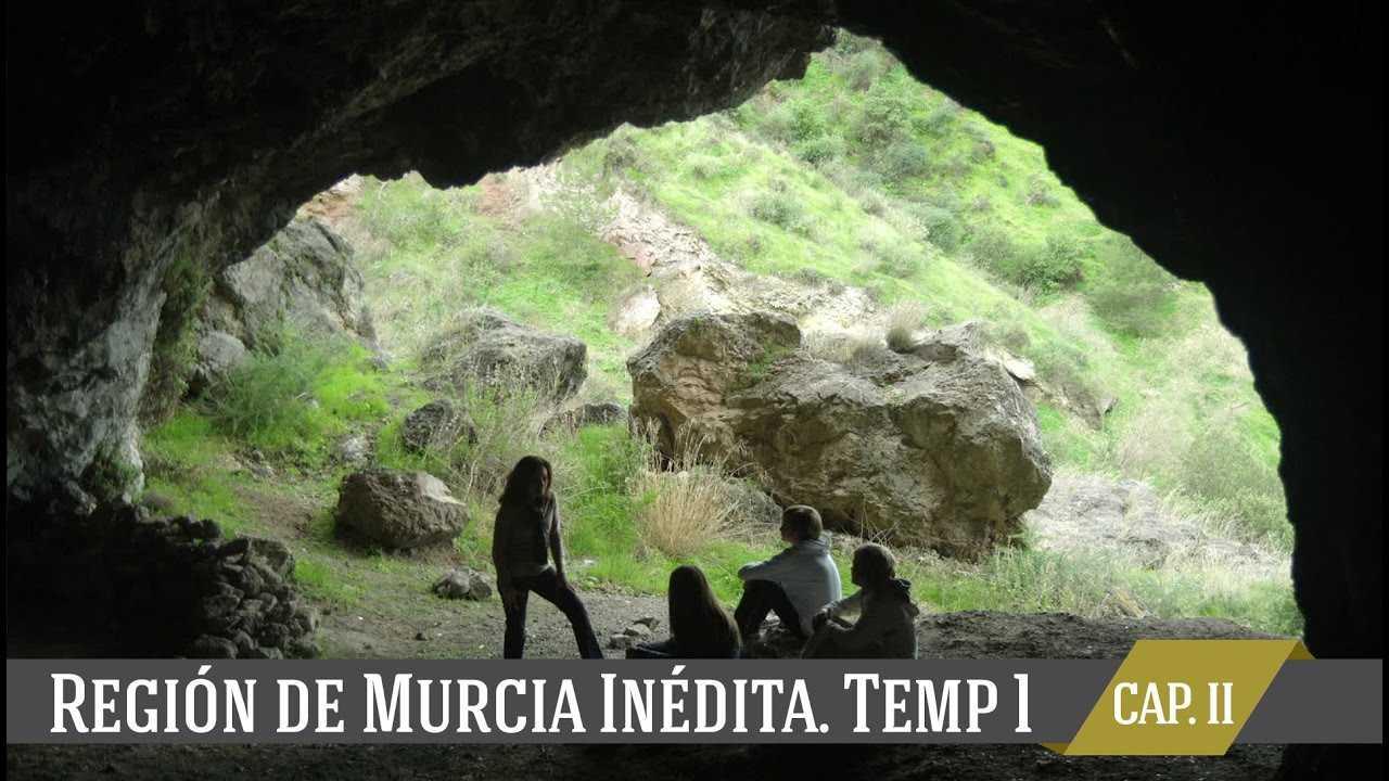 Región de Murcia Inédita